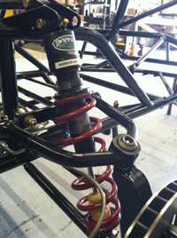 Goddard Performance Parts | Warrior Race Cars :: :: Shock Services
